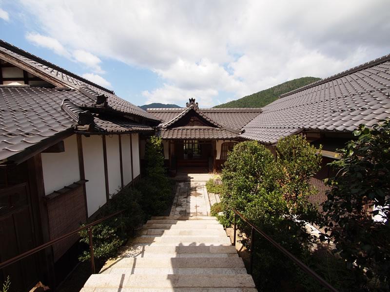 京都 大原 実光院