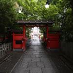 京都 車折神社(Kurumazaki shrine in Kyoto,Japan)