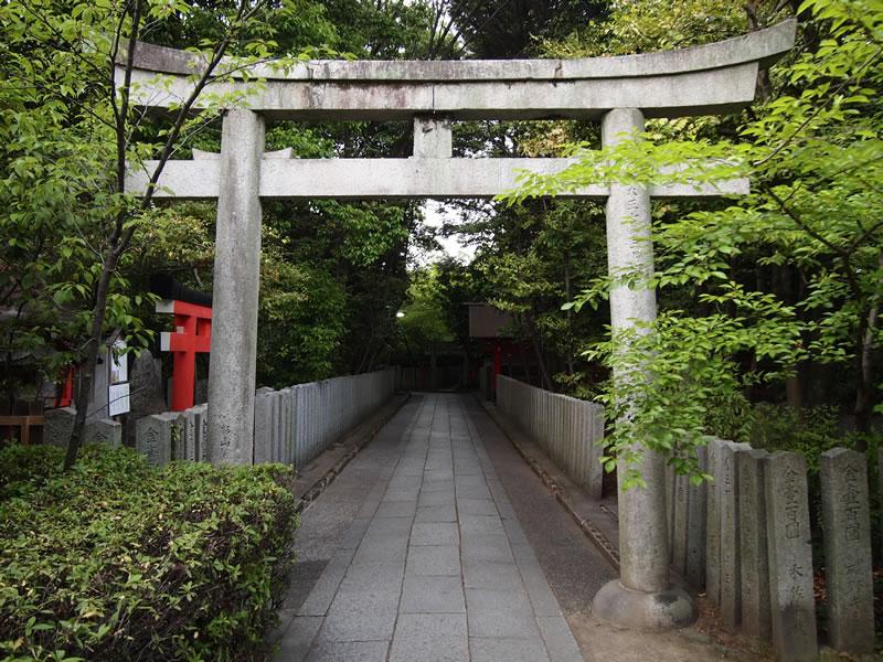 京都 車折神社