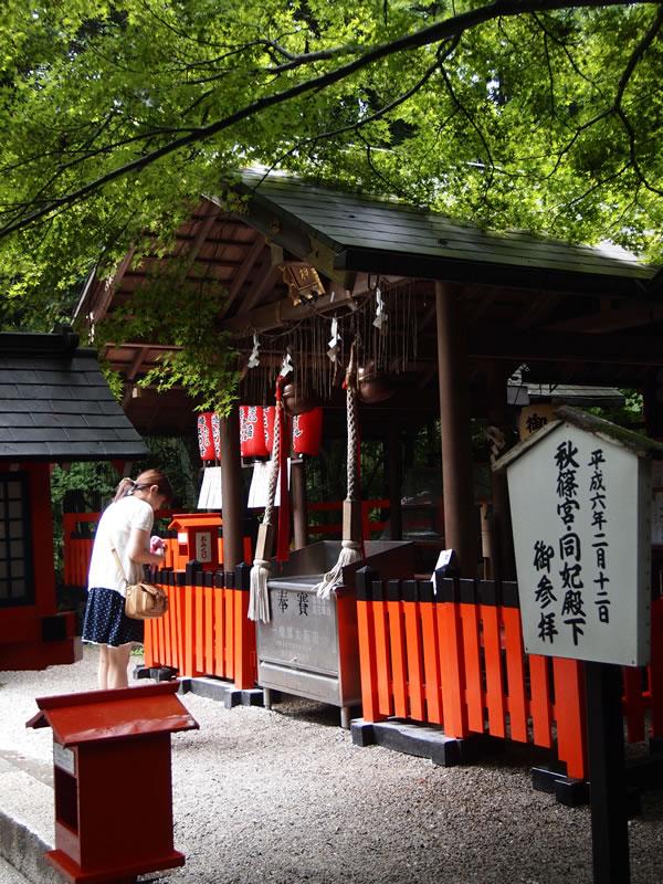 京都 野宮神社