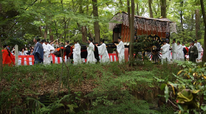 京都 下鴨神社 葵祭(Hollyhock festival in kyoto,Japan)