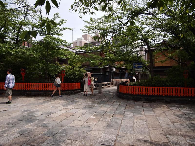 京都 祇園白川 辰橋