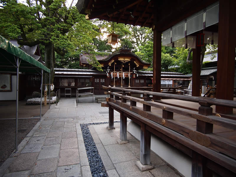 京都 護王神社(Goou shrine in kyoto,Japan)