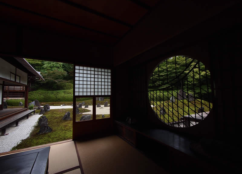 東福寺塔頭 光明院(Komyoin-Toufukuji temple in Kyoto,Japan)