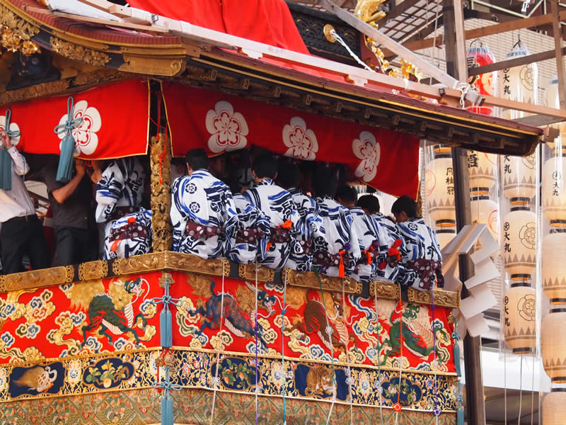 京都 祇園祭2015 宵山(Gion Festival-Yoiyama in Kyoto,Japan)