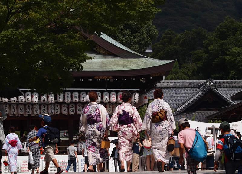 京都 八坂神社(Yasaka shrine in kyoto,Japan)