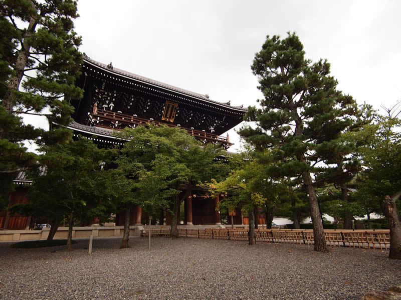 京都 金戒光明寺(Konkaikoumyoji temple in Kyoto,Japan)
