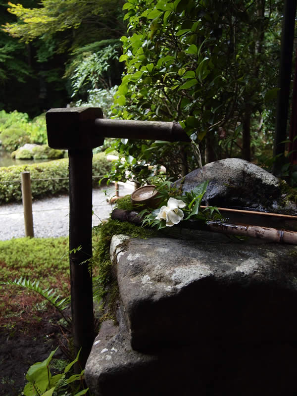 京都 大原 寂光院(Jakkoin in Kyoto temple in Kyoto,Japan)