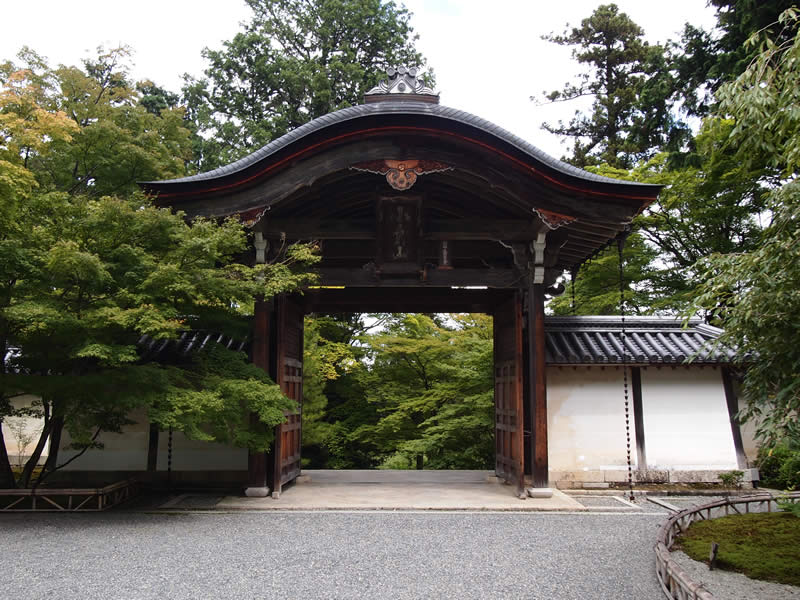 京都 嵯峨野 二尊院(Nisonin temple in Kyoto,Japan)