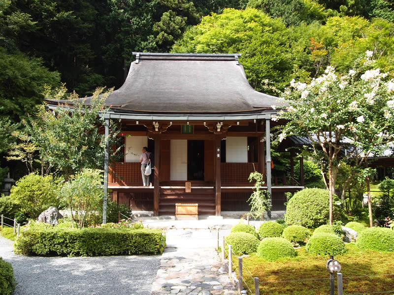 京都 大原 寂光院(Jakkoin temple in Kyoto,Japan)